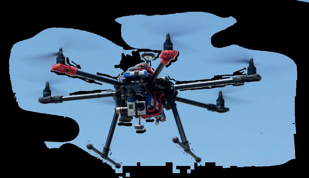 Prises de vues aériennes par drone Vaucluse